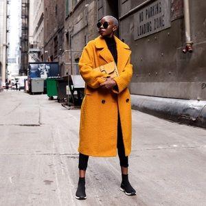 Yellow Longcoat